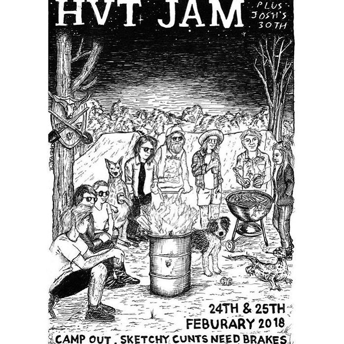HVT Trail Jam Video